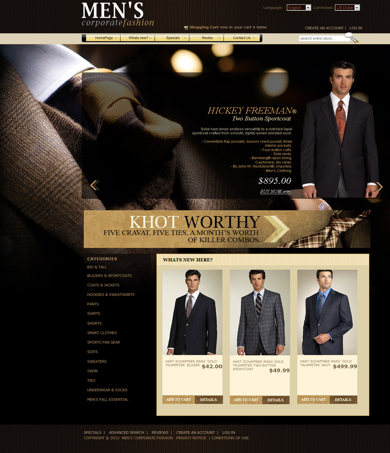 My Portfolio Web Design In Dreamweaver Clothing