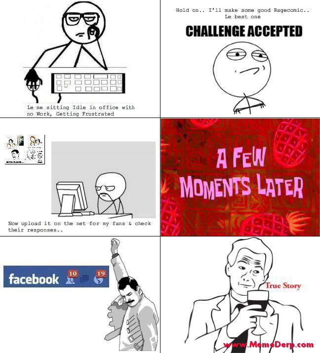 Derp makes rage comics derp derpina internet meme s collection