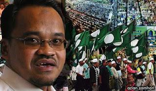 Nasharudin Mat Isa dilaporkan tidak akan hadir ke Muktamar PAS ke-58