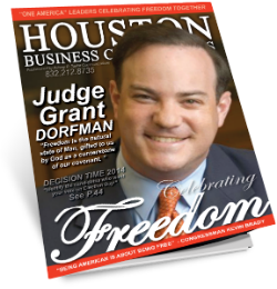 "MEET JUDGE GRANT DORFMAN A ""THOUGHT LEADER"" FOR THIS SERIES"