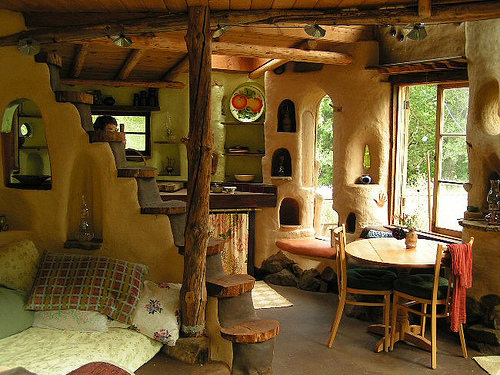 Beautiful Cob House