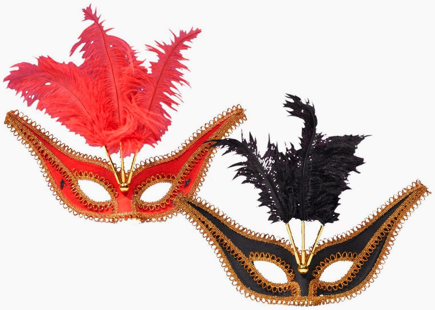 Gala Adult Mask for Mardi Gras
