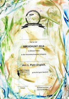 Disc golf birdiehunt 2014 Spielbericht