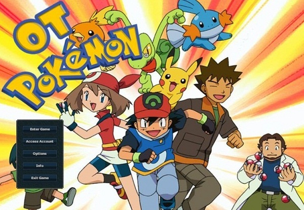 OT Pokemon game PC