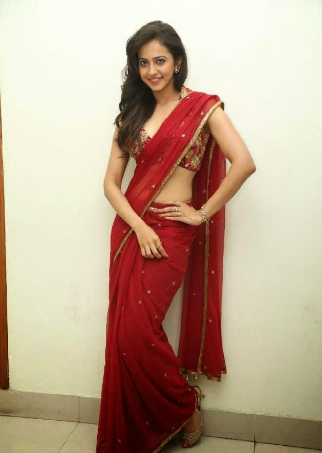 Rakul Preet Singh Hot Navel Show Photo