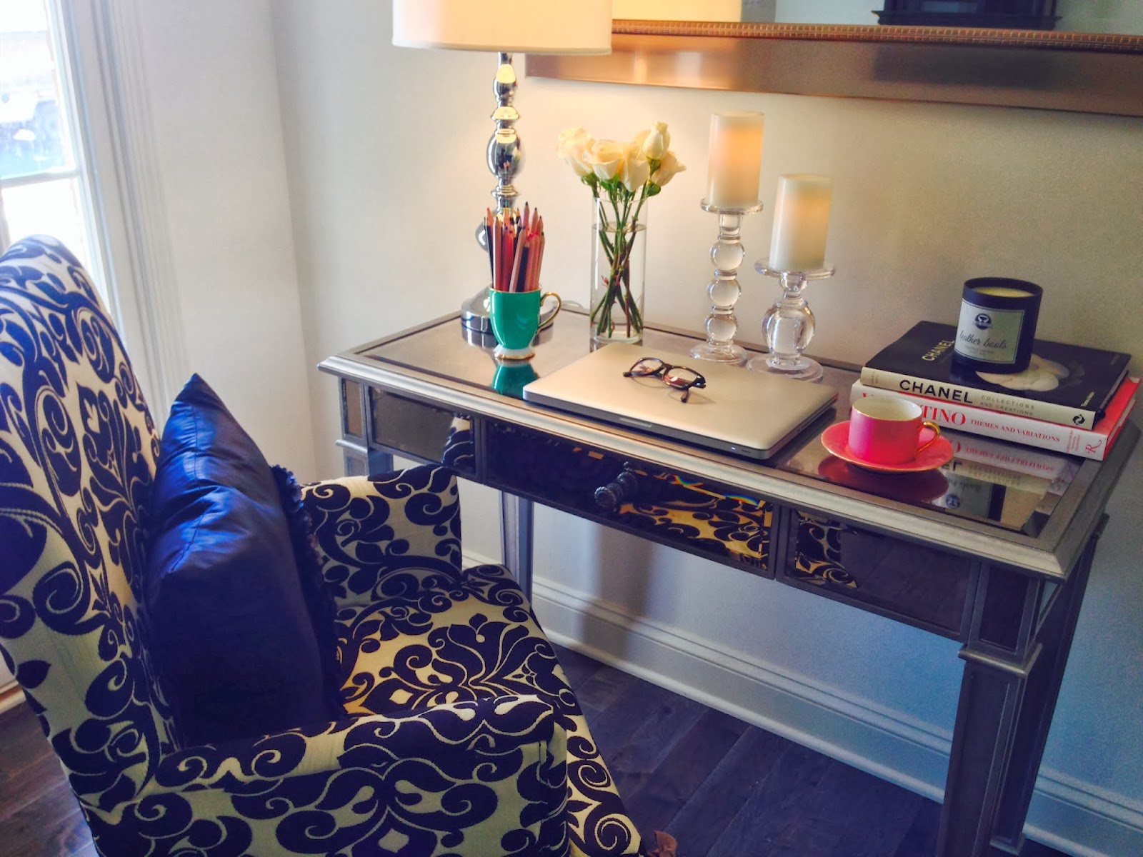 Home Goods Coffee Table A Hint Of Moxie My Little Hideaway