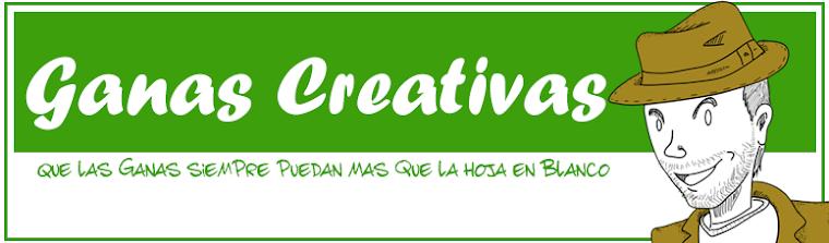 Ganas Creativas