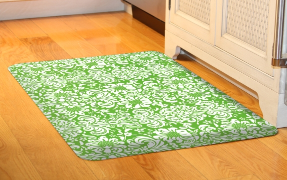 Captivating Stylish Anti Fatigue Mat For The Kitchen