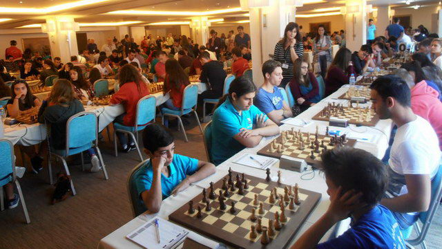 Παρέμεινε στην Α' Εθνική η σκακιστική ομάδα του Εθνικού Αλεξανδρούπολης
