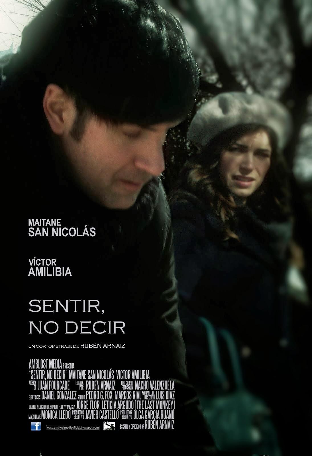 """SENTIR, NO DECIR"" (2013)"