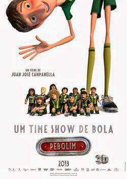 Download Filme - Um Time Show de Bola RMVB + AVI Dublado via Torrent Grátis
