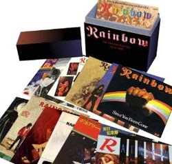 Rainbow 19 CDs Singles Box Set