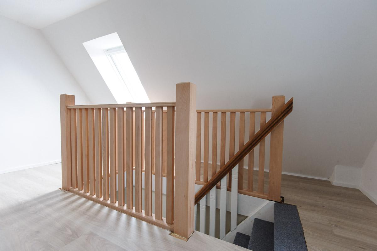 treppengel nder holz selber bauen swalif. Black Bedroom Furniture Sets. Home Design Ideas