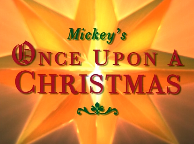 the feature length animated video mickeys once upon a christmas is a collection of three holiday stories with the third being the segment mickey - Mickey Once Upon A Christmas