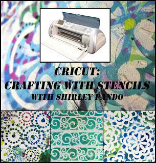Cricut: Crafting with Stencils