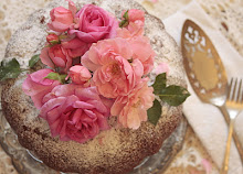 Cake and Roses...