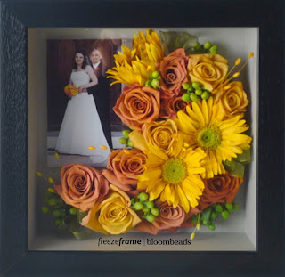 Frame Your Wedding Flowers Preserved Wedding Flowers