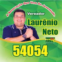 Laurênio Neto - PPL