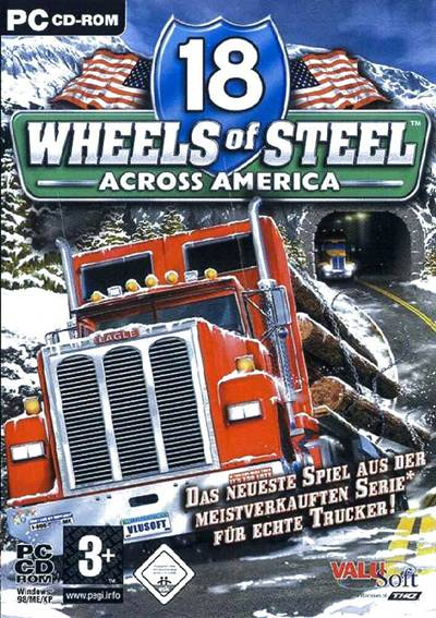 18 Wheels Of Steel Across America PC Full