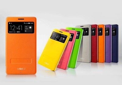 Lenovo Umumkan Vibe Z, Phablet dual-SIM dengan Kamera Sony