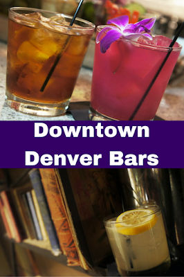 Five fun downtown Denver bars serving trendy beer cocktails, cocktails with unusual ingredients like prickly pear and root beer, and cocktails paired with pie.