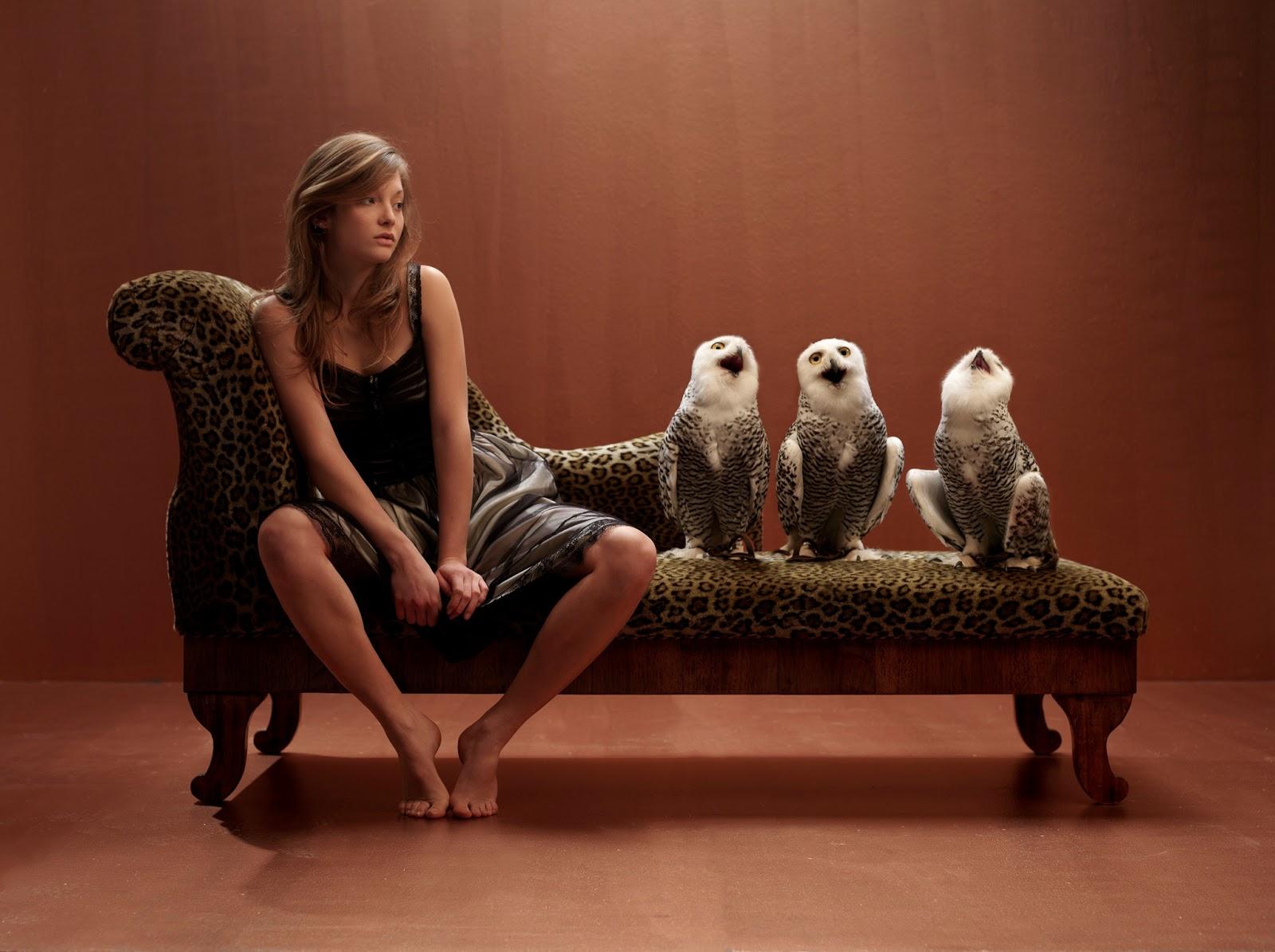OFFmag: Annie Leibovitz