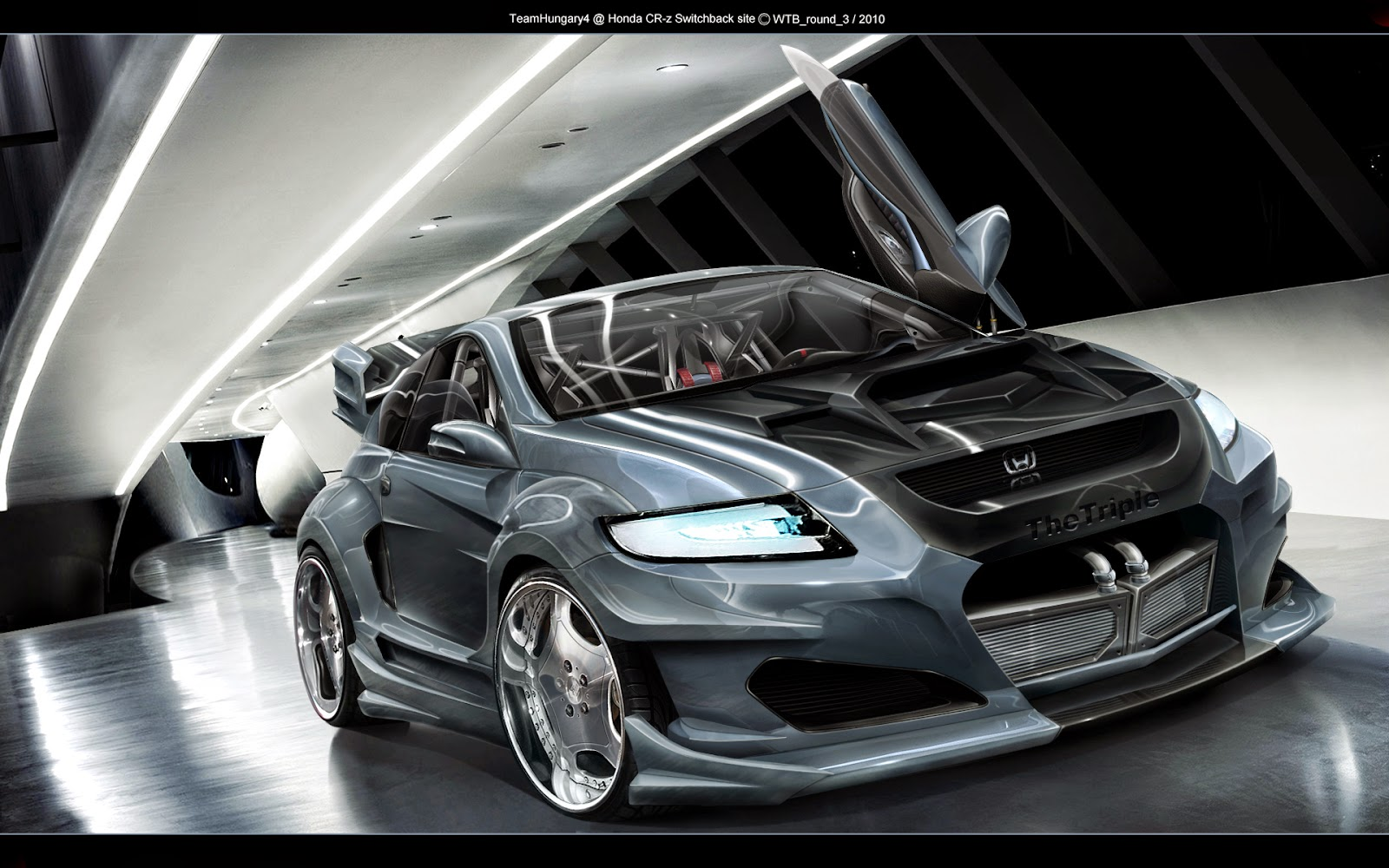 Sport Cars Honda CR Z