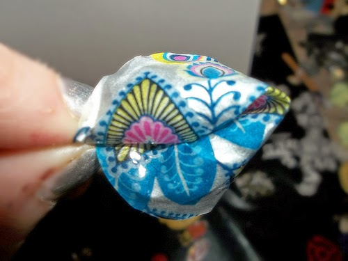 Resin Fortune Cookie- Tanya Ruffin for Amazing Mold Putty