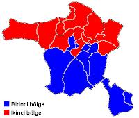 ankara seçim bölgeleri
