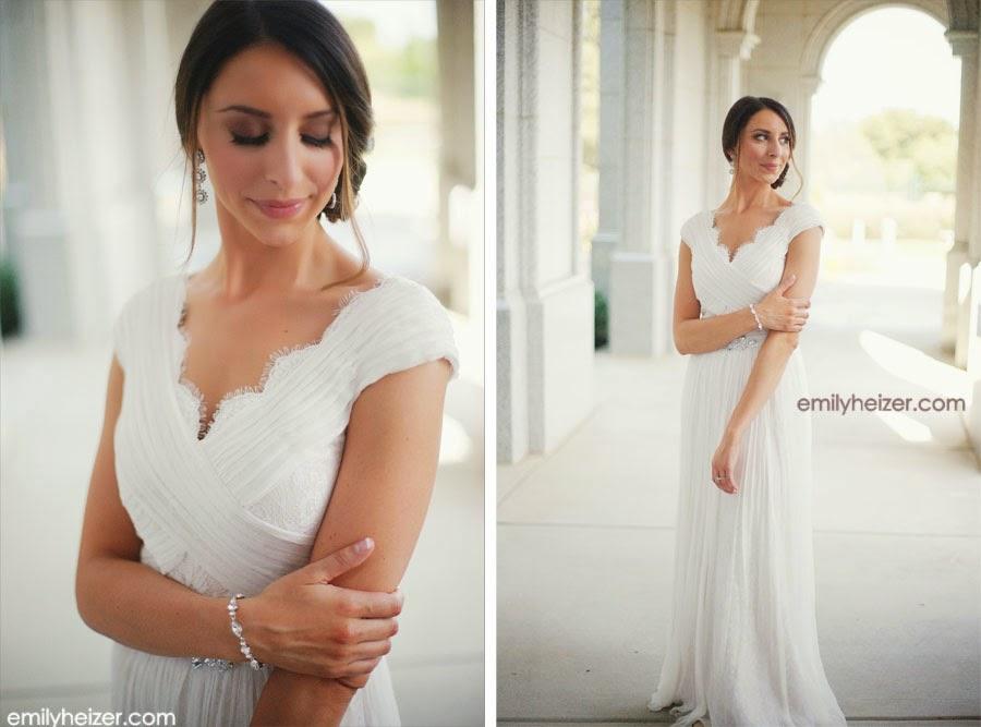 Modest Lds Wedding Dresses 26 Good David and Erin were