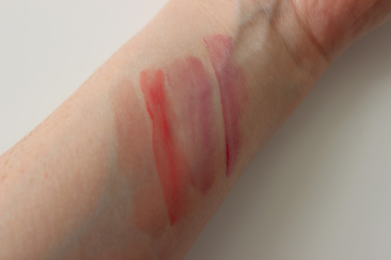 Max Factor Colour Elixir lip gloss swatches