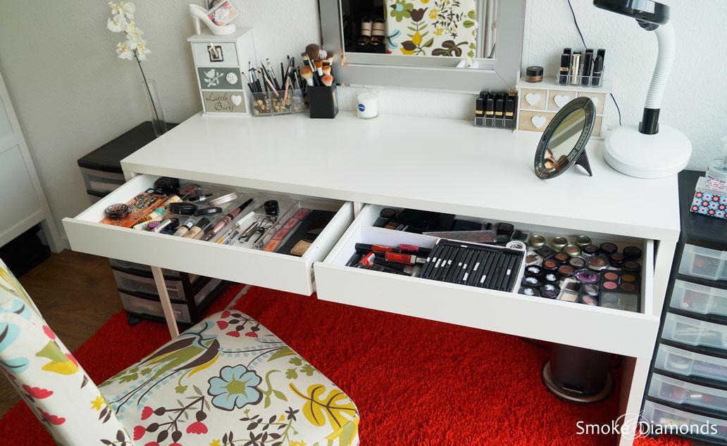 Kosmetik Aufbewahrung Ikea schminktisch ikea aufbewahrung nazarm com