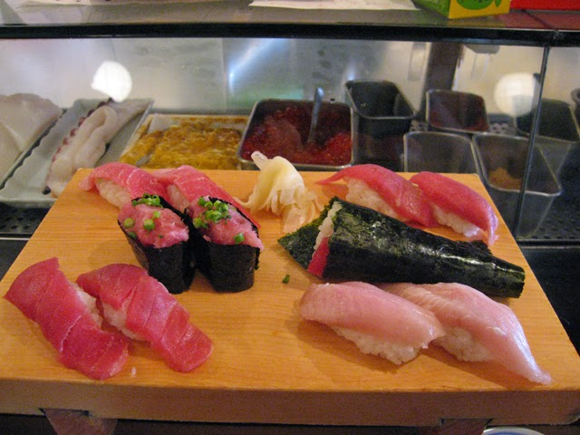 Tokyo consult best sushi choices in tokyo for Tsukiji fish market sushi