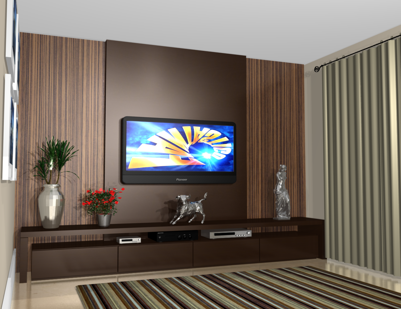 decoracao de interiores home theater:Home Interior Design Sala