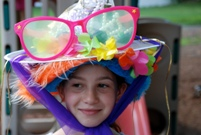 Hat day next week to celebrate the letter hh please wear a crazy hat