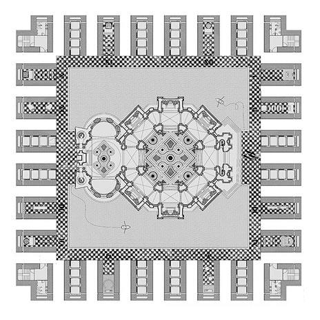 wrks: Xavier Calderon Architektur