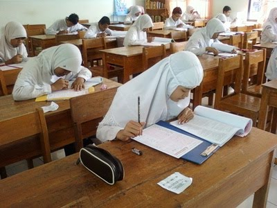 K Bar Smpn 4 Kota Cirebon Siswa Kelas Ix Ikuti Try Out Un
