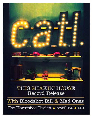 Catl's record release party @ The Horseshoe, Thursday