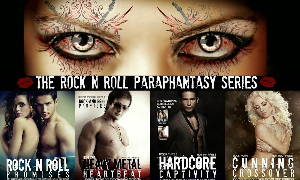 Rock n Roll Paraphantasy Series
