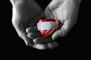 Interestingly, many people feel that when someone has a broken heart that .