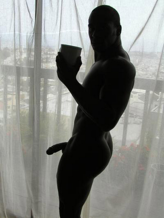 Nude Male Silhouette - Hot Girls Wallpaper