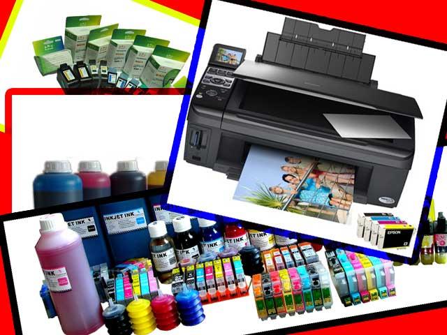 Jenis Tinta Printer Dan Kegunaannya