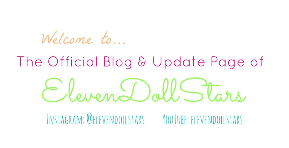 ElevenDollStars Official Blog