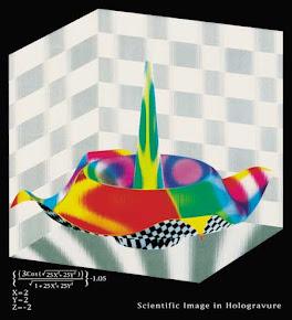 3D Hologravure designs