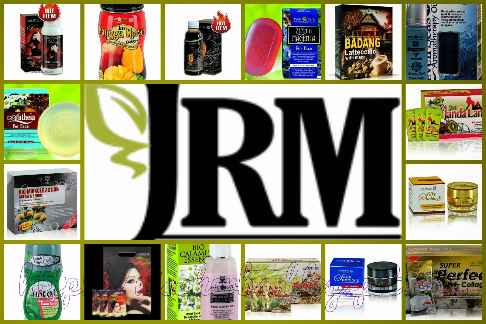 Nisa Herbs.Com: JRM