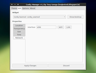 Conky Manager