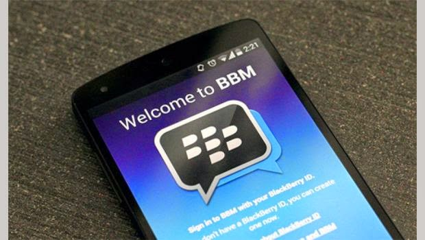 BBM, Windows Phone, Lumia