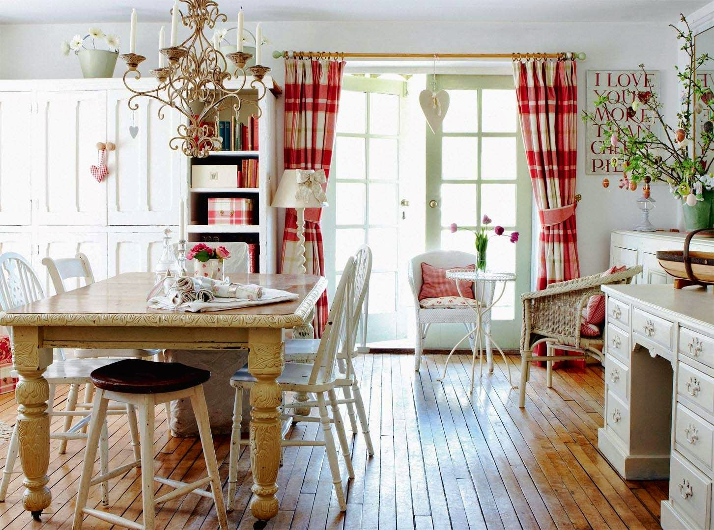 Lismary 39 s cottage un cottage nel derbyshire for Period dining room ideas