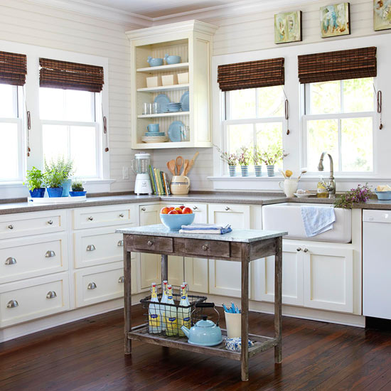 Kitchen Blinds And Shades: Modern Furniture: 2014 Kitchen Window Treatments Ideas