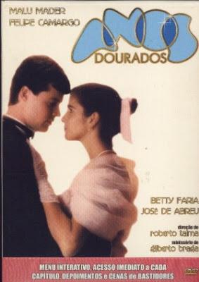 Download - Anos Dourados - Minissérie 1986 - DVD-R 2 DVDs